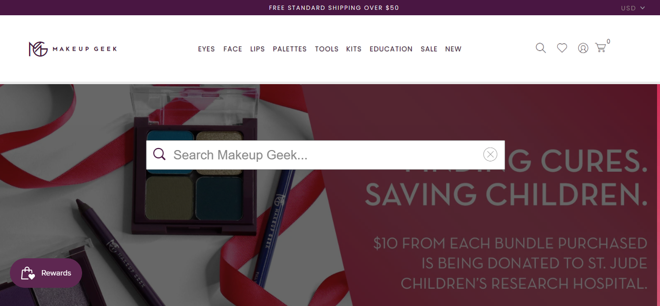 powerful onsite search ecommerce features makeup geek