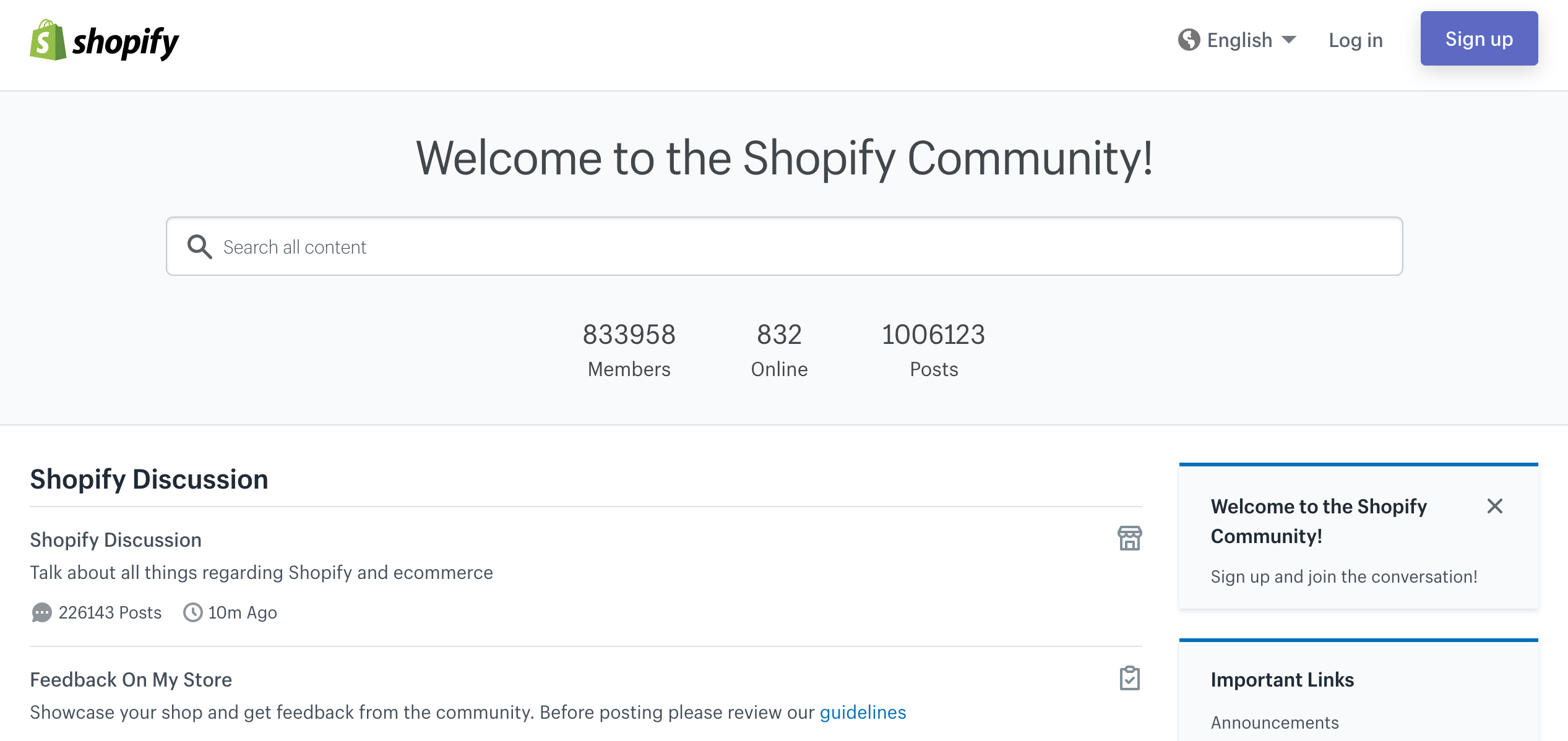 shopify community success story of shopify available countries