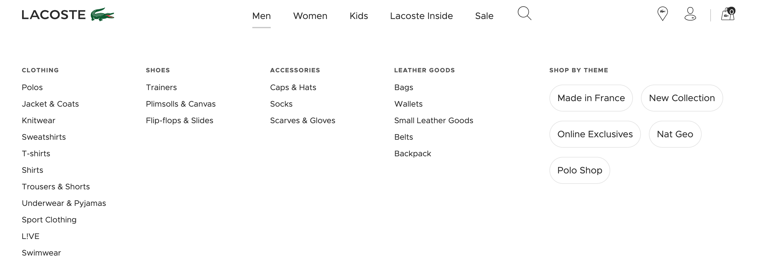 shopify filter under categories filter & site search best practices