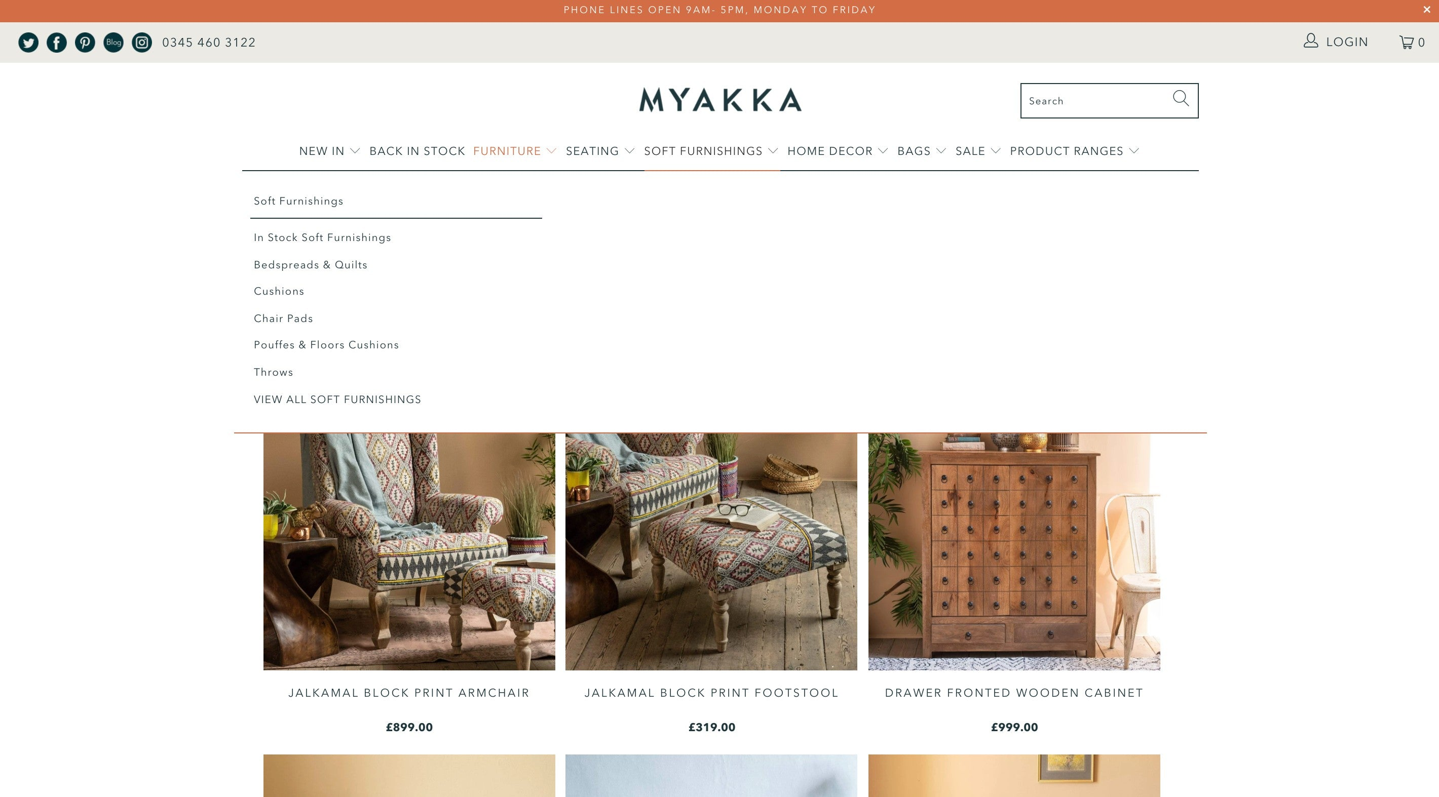 site navigation top eCommerce pitfalls to avoid