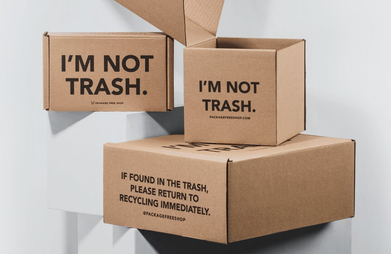 sustainable packing is preferred in online shopping in germany