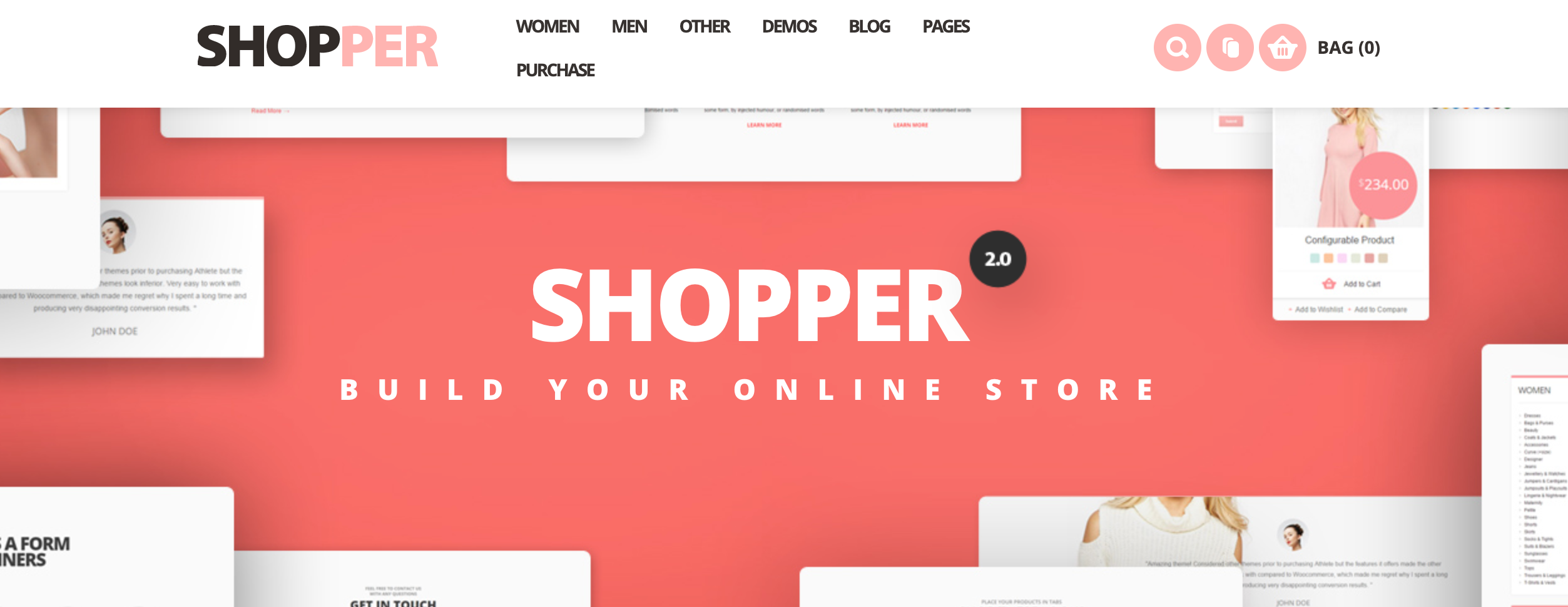 theme for magento on themeforest