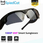 HD 1080P Glasses Camera Polarized Outdoor Action Sport Video Camcorder DVR DV Mini Driving Sunglasses Cam