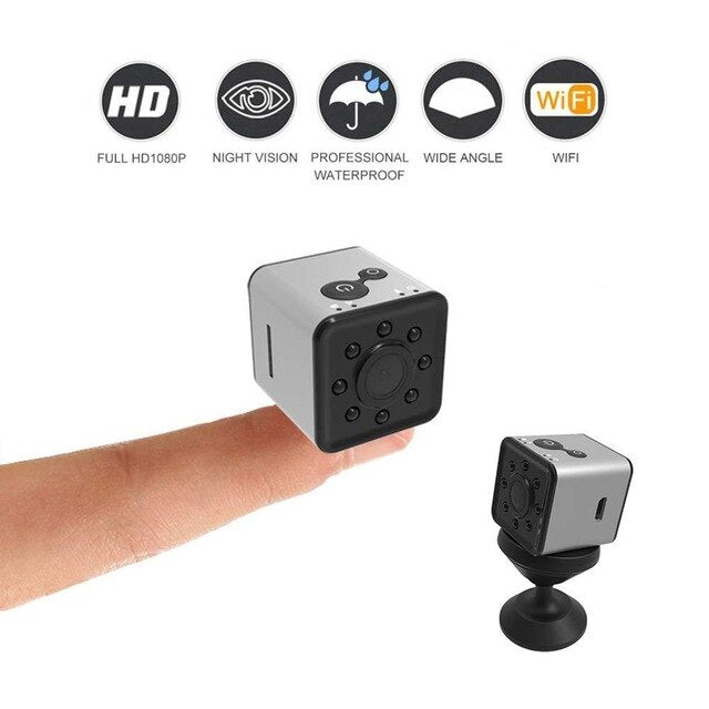 SQ11 SQ12 SQ13 SQ23 Mini Video Camera WIFI HD 1080P Sensor Nachtsicht Micro Camcorder Motion DVR Dv Video Kleine Kamera Cam