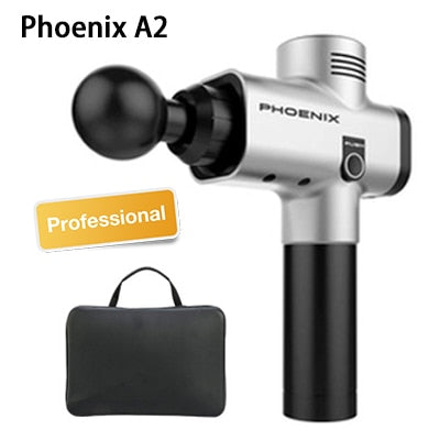 Phoenix A2 Muscle Massage Gun Muscle Recovery Body Relaxation High Frequency Electric Massager