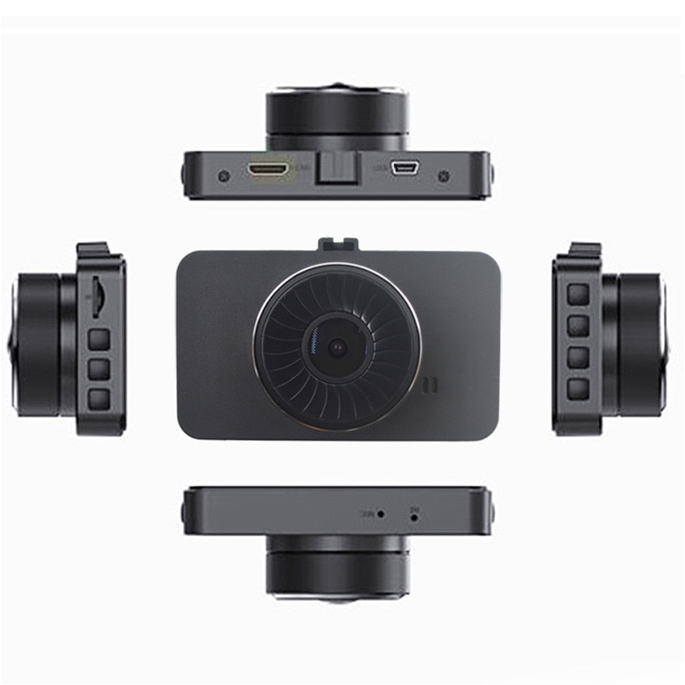 Newest 3 Inch Full HD 1080P Car Driving Recorder Dashcam automobile DVR Driving Recorder 170 Degree Wide Angle Lens Car Dash Cam