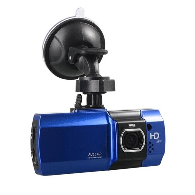 Car DVR Camera Full HD 1080P DVRs Recorder Dash Cam Dual Lens Vehicle Rear View Camera Camcorder Night Vision Dashcam