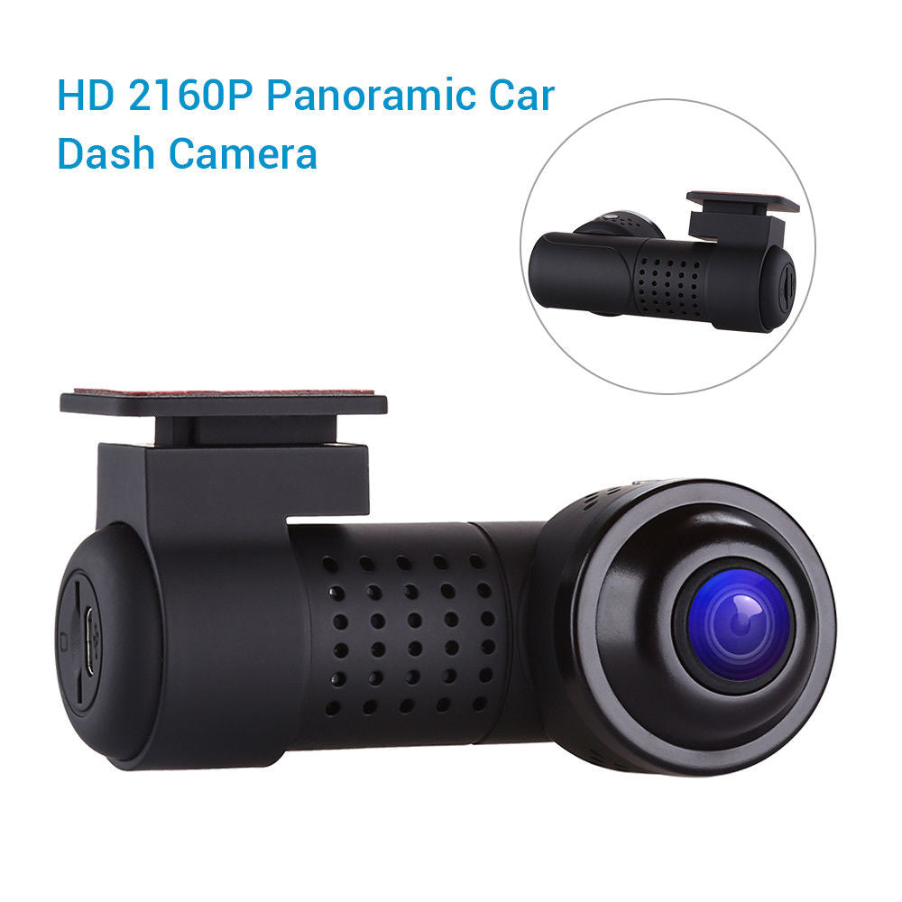 Car Dvr  Full HD Camera 360 Degree Panoramic L9 Dash Cam Night Vision F2.0 2160P Sony IMX326 WDR WiFi Vehicle G-Sensor Dashcam