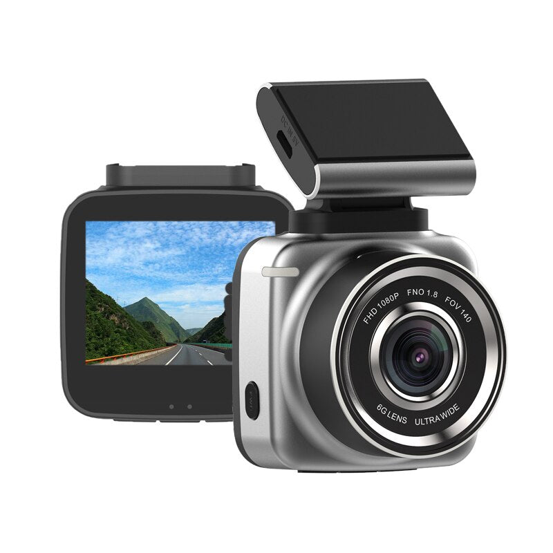 Mini Car DVR Camera Dashcam Full HD 1080P Video Recorder G-sensor Night Vision