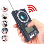 Anti Spy Detector Devic Wireless Radio Gps Signal Eavesdrop Detectors Rf Listen Bug Anti Camera Len Finder Gsm Tracker Scanner
