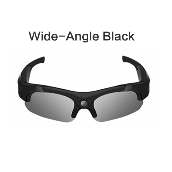 HD 120/90 Degree Wide Angle lenses Polarized  Eyewear Camera Video Recorder Outdoor Sport Sunglasses secret for Driving Glasses