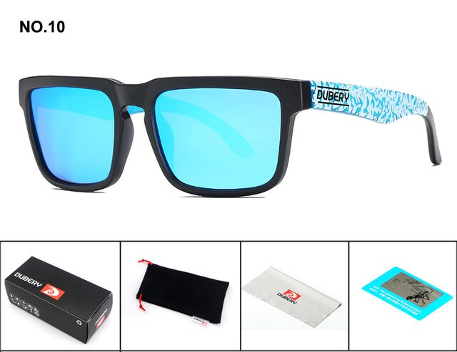 Luxury Brand Polarized Sunglasses Men Fashion UV400 Driving Glasses for Women or Female Retro Sun Glasses D Eyewear Gafas