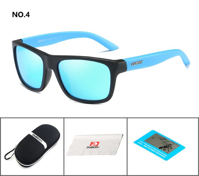 Classic Square Sunglasses Men Fashion Polarized Driving Glasses for Women or Female Brand Retro Sun Glasses D Eyewear Gafas