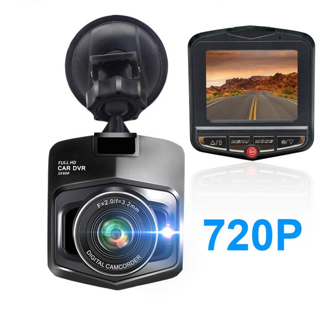Best Mini Full HD 1080P Dashcam Avtoregistrator Dashcamera Car DVR Dash Camera For Car DVR Recorder Video Registrator Dash Cam