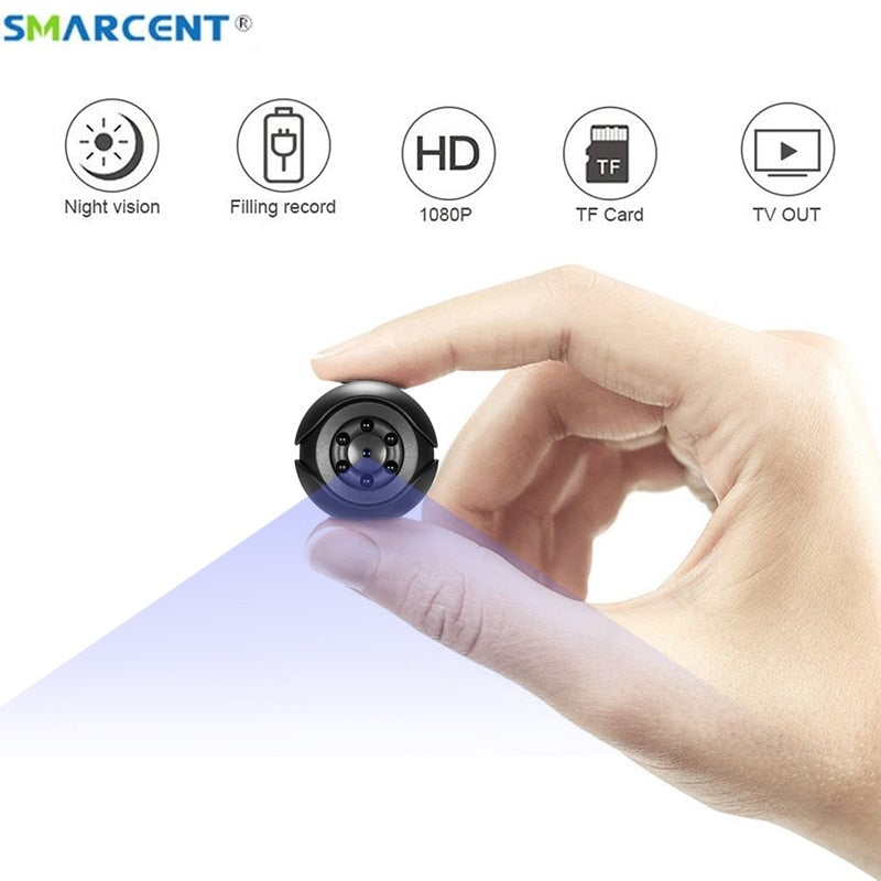 SQ6 Mini Camera 1080P Sensor Portable Security Camcorder small cam Night Vision Motion Detection Support TFcard pk sq9 sq11