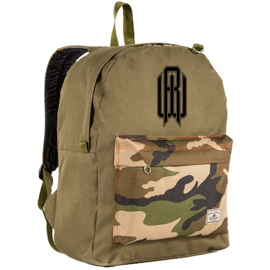 Backpack - RW Green/Camo