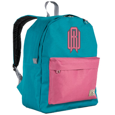 Backpack - RW Teal/Pink