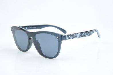 Sunglasses - Black Frameless