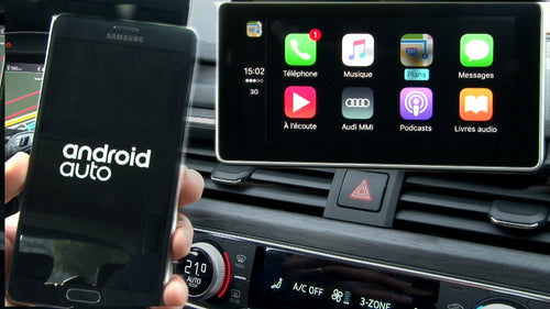 [New Generation] Standalone smartphone interface kit for Audi cars with 3G/3G+/MIB MMI