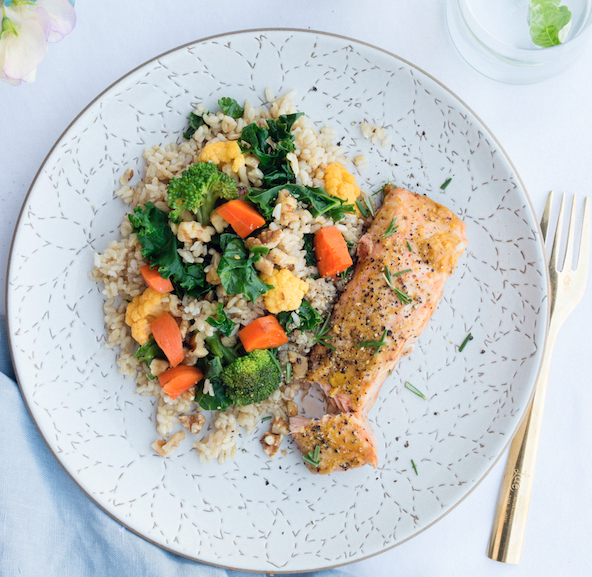 DNA-Friendly Meals - 9 meals at $14/meal