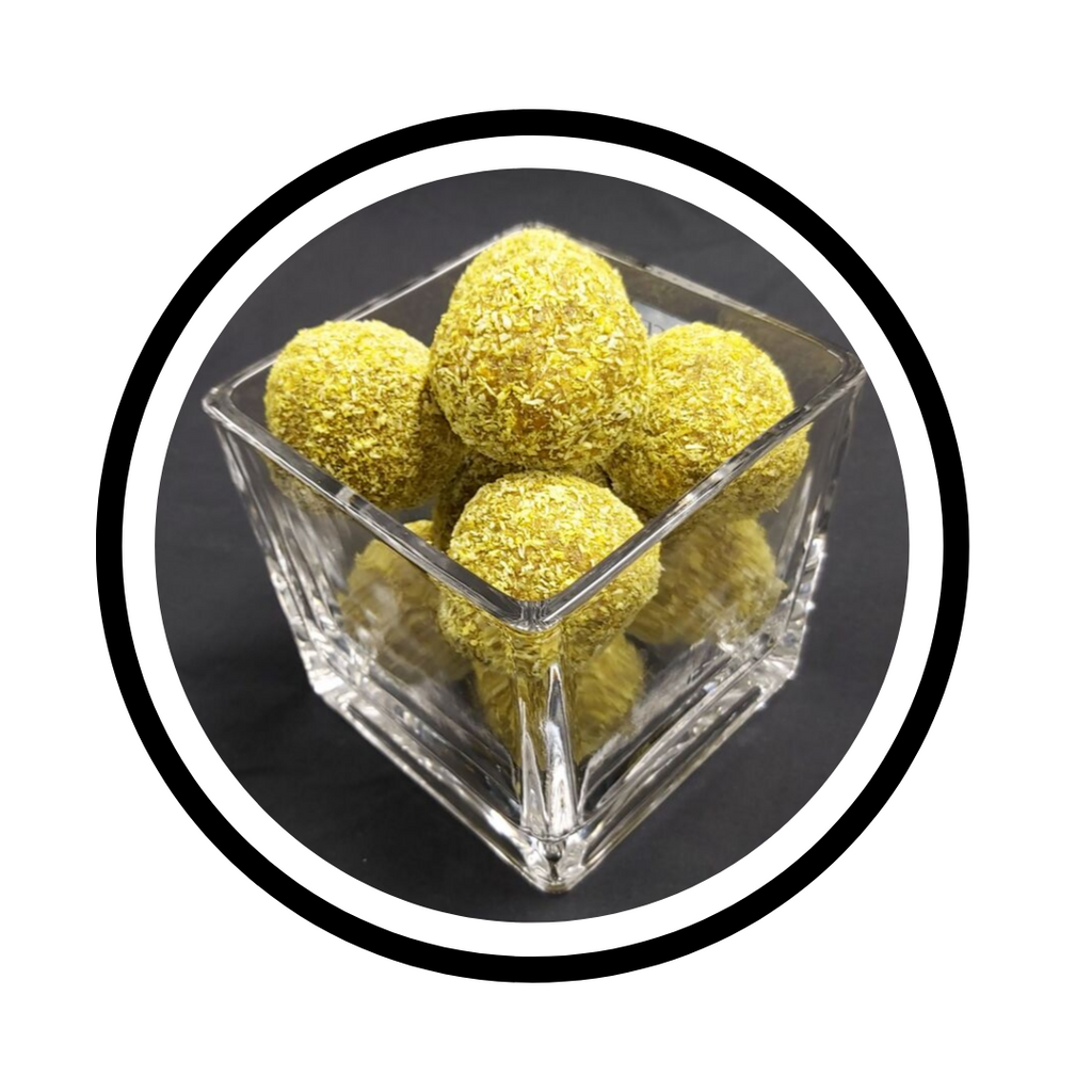 High-Protein Snacks: AMAIIIZBALLS - 58G X5