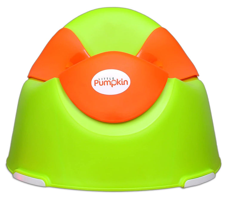 Little Pumpkin Kiddie Kingdom Potty Seat for Kids and Toddlers