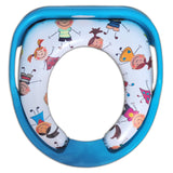 Bingo Potty Seat (Green White)
