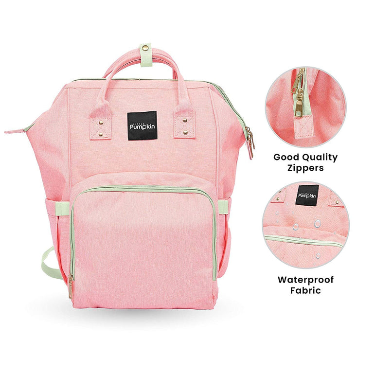 Little Pumpkin Classic Diaper Bags Backpack for Mothers