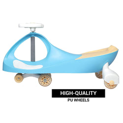 Little Pumpkin Classic Swing Twister Magic Car for Kids