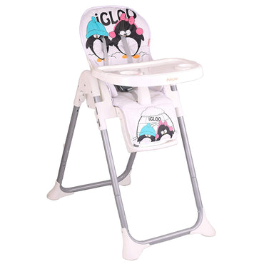 Little Pumpkin Classic Feeding High Chair for Babies