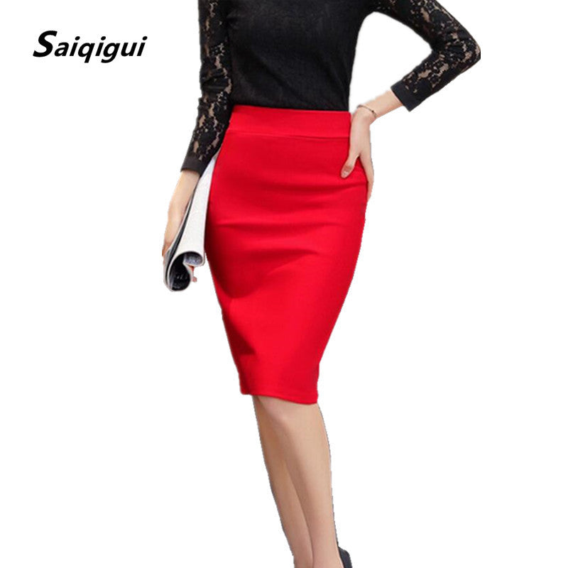 2017 Summer slim pencil sexy skirt