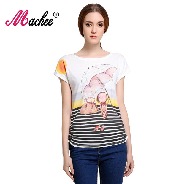 2017 Top Selling Cotton Printed T-shirt