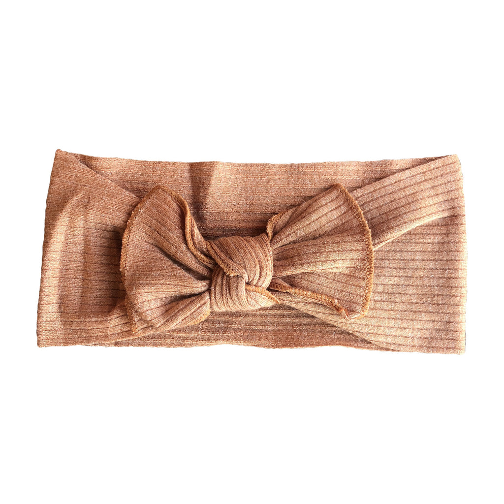 Hush Head Wrap - Ochre