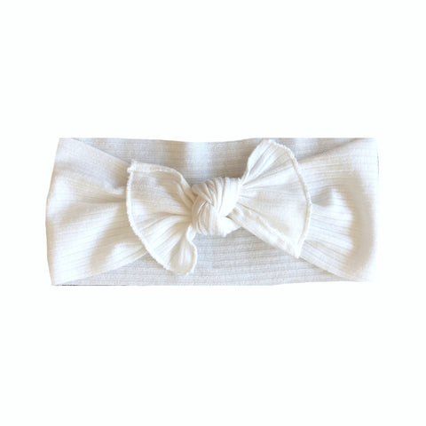 Hush Head Wrap - Cream