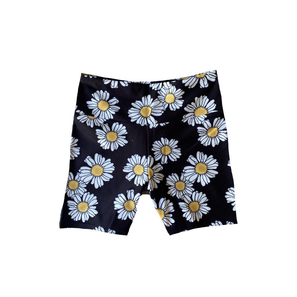 Clash Daisy Mini Bike Shorts