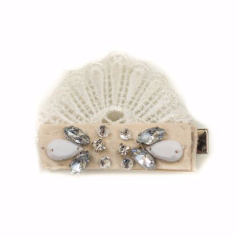 Luxe Lace Clips
