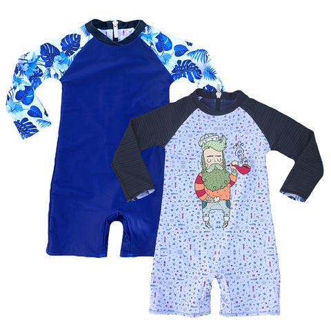 Sailor Ice - Boys Rash Suit