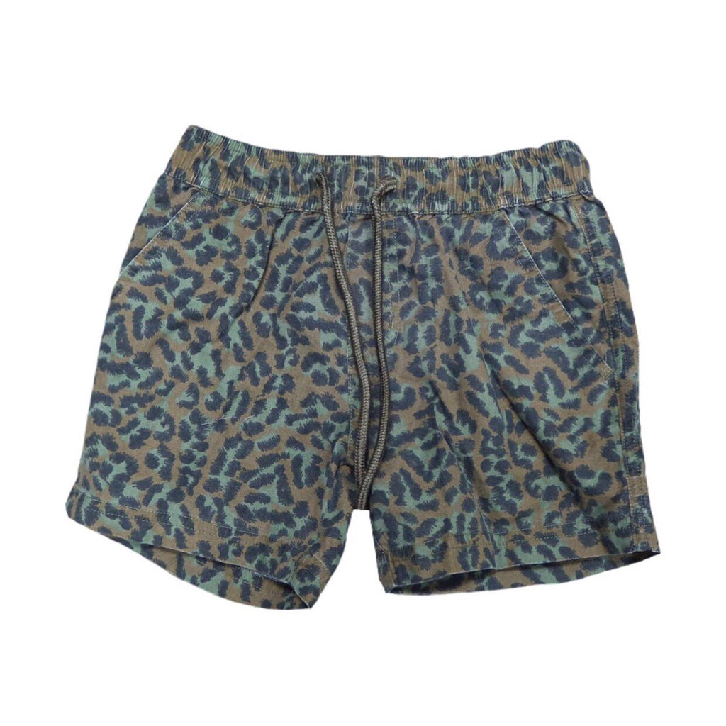 Dirty Leopard Boys Shorts