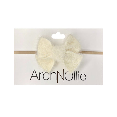 Cosy Knit Bow - Multiple Colours