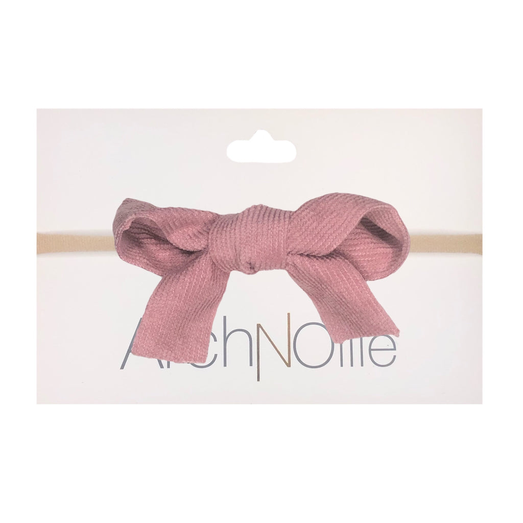 Corded Bow - Multiple Colours