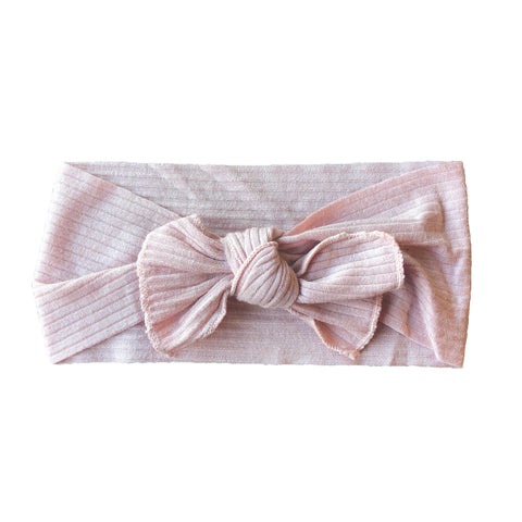 Hush Head wrap - Blush Pink