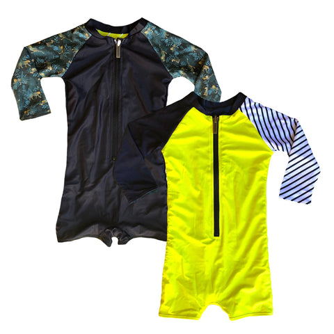 Neon Jungle Infant Suit
