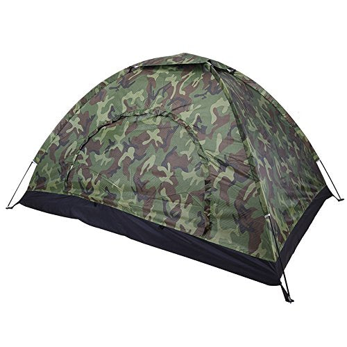 2 person camouflage tent , UV protection ,water resistant