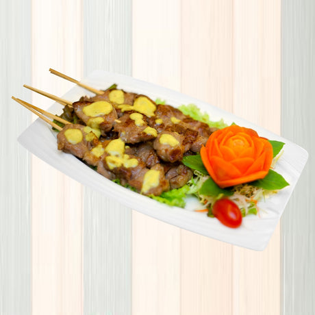 D1 Grilled Sticks (choice of Pork and Chicken) (Each 12 skewers)