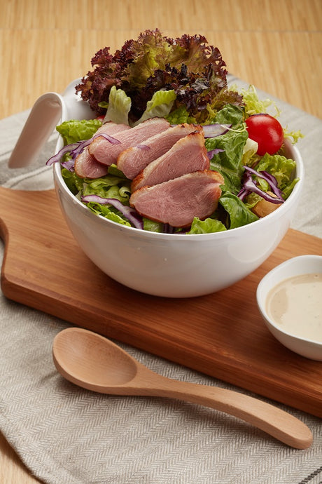 A4 Smoked Duck Breast Caesar Salad (3lbs)