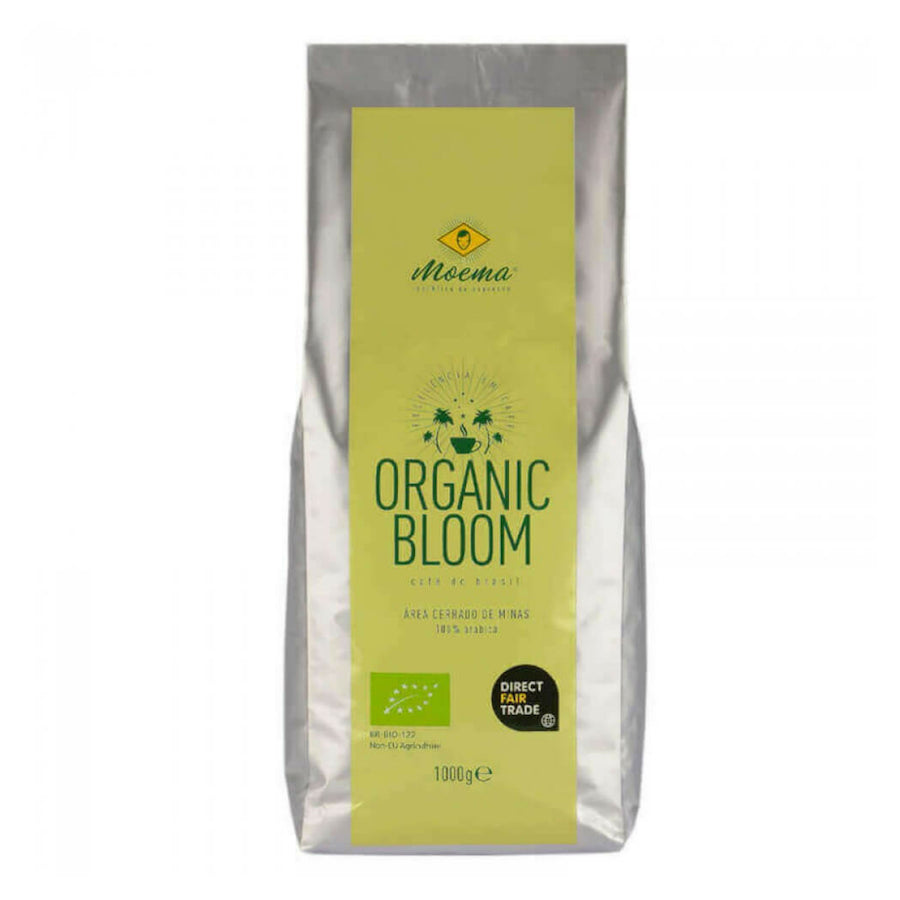 Vorratspaket Organic Bloom Bio Kaffee (1x1000g)