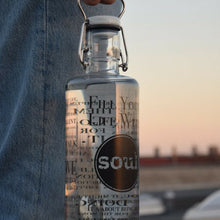 soulbottle Fill your life with soul 1l