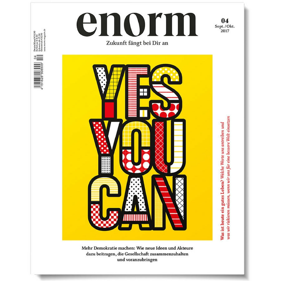 enorm 04/17 – YES YOU CAN