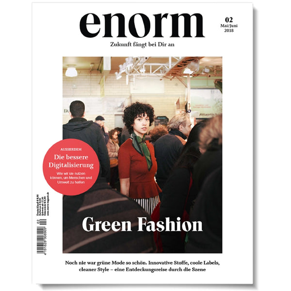enorm 02/18 – Green Fashion
