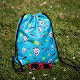Fun in the Sun - Drawstring Backpack